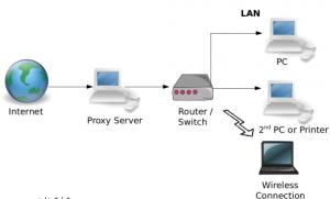 web-proxy-server